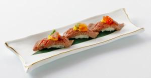 山形牛炙り寿司2018夏
